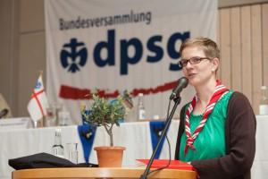 08h43m10s - Bundeskuratinnenkandidatin, Kandidatenvorstellung, Martina Fornet Ponse